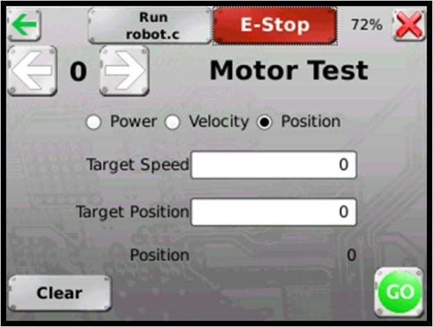 MotorTest