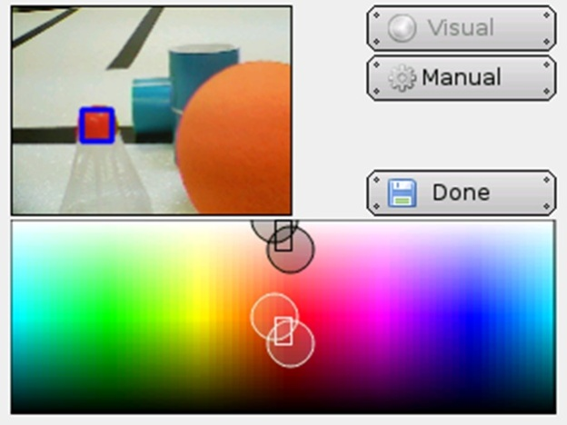 Color Channel calibrate