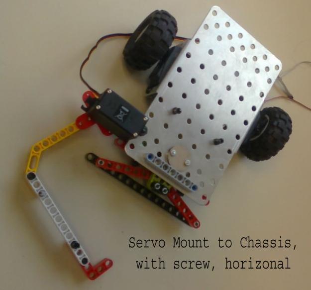 ServoMount603